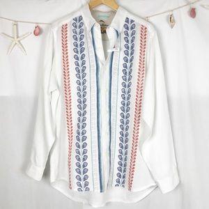 Tommy Bahama RELAX Linen button down shirt